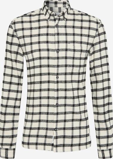 Marc O'Polo DENIM Hemd in schwarz / weiß, Produktansicht