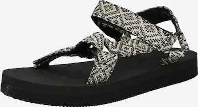 Sofie Schnoor Sandale 'Runa' in beige / schwarz, Produktansicht