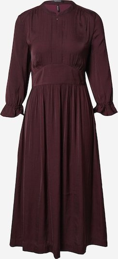 SCOTCH & SODA Shirt dress in Burgundy / Wine red, Item view
