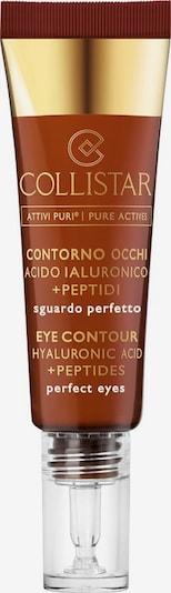Collistar 'Pure Actives Eye Contour Hyaluronic Acid + Peptides' in braun / gold, Produktansicht