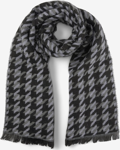 MINE TO FIVE Sjaal in de kleur Ecru / Grijs / Zwart, Productweergave