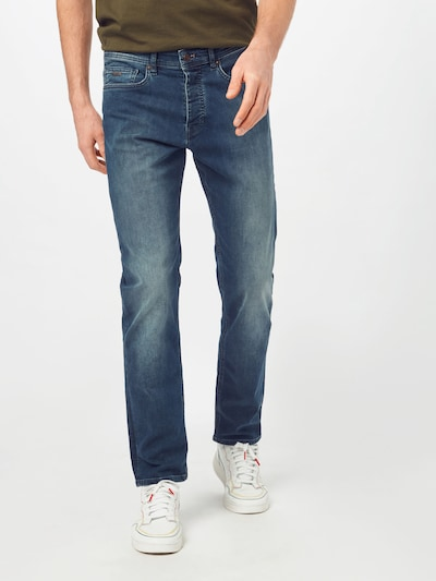 BOSS Casual Jeans 'Taber' in navy, Modelansicht