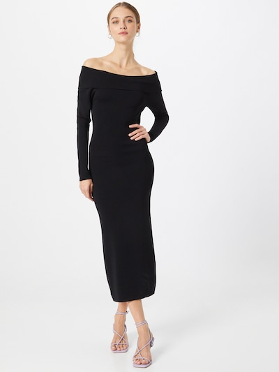 Bardot Šaty - čierna, Model/-ka