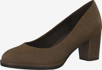 MARCO TOZZI Zapatos con plataforma en cognac, Vista del producto