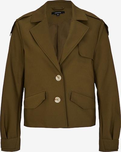 COMMA Trench-Jacke in khaki, Produktansicht