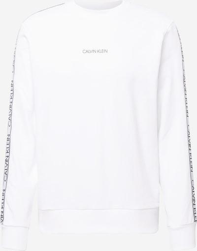 Calvin Klein Sweatshirt in de kleur Zwart / Wit, Productweergave