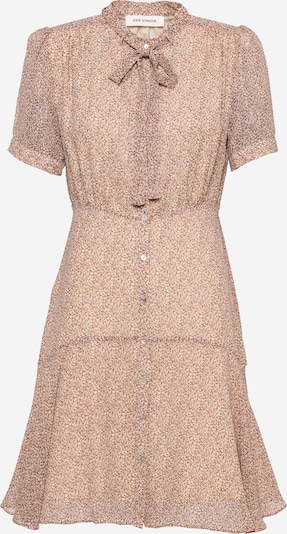 Sofie Schnoor Robe-chemise en mélange de couleurs / rose, Vue avec produit