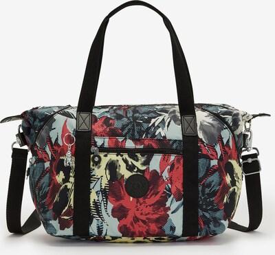 KIPLING Handbag 'Art' in Light blue / Light yellow / Fire red / Black, Item view