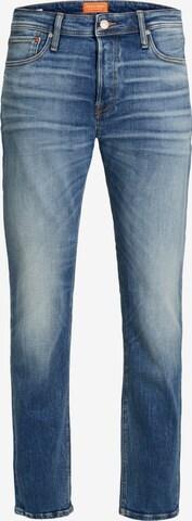 JACK & JONES Jeans 'JJIMIKE' in Blue