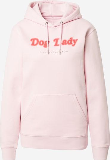 EINSTEIN & NEWTON Sweatshirt 'Dog Lady' in de kleur Rosa / Rood, Productweergave