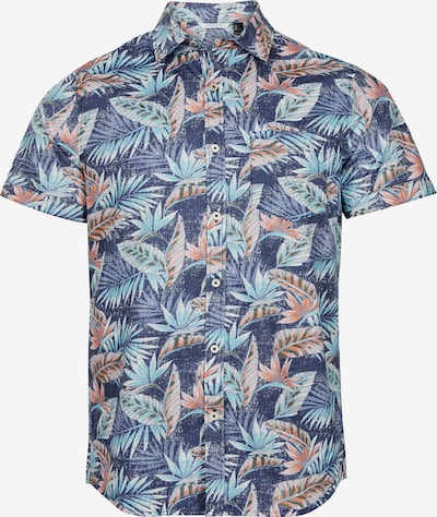 O'NEILL Hemd 'Tropix ' in blau / mischfarben, Produktansicht