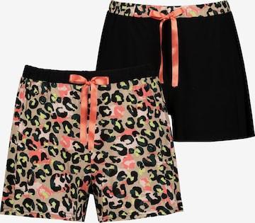 Ulla Popken Pidžaamapüksid, värv must