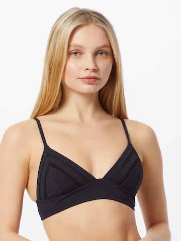 watercult Bikini Top in Black