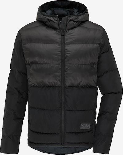 PYUA Veste outdoor 'Plus' en noir, Vue avec produit