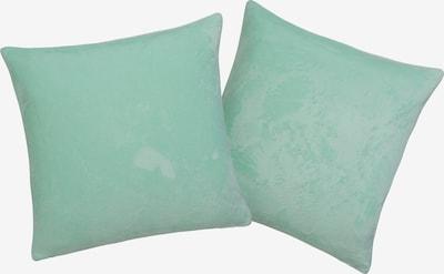 MY HOME my home Kissenhüllen in mint, Produktansicht