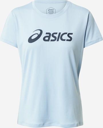 ASICS Λειτουργικό μπλουζάκι σε μπλε