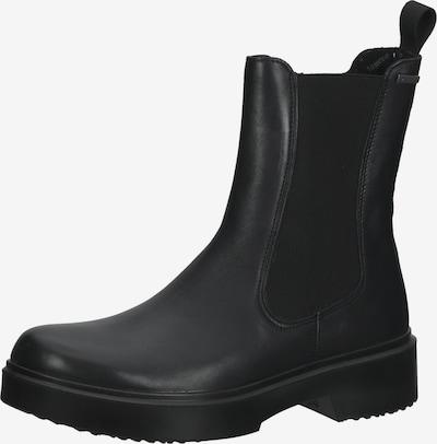 Legero Chelsea Boots en noir, Vue avec produit