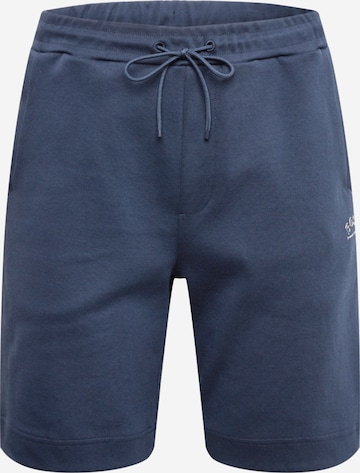 Pantalon 'Headlo' BOSS ATHLEISURE en bleu