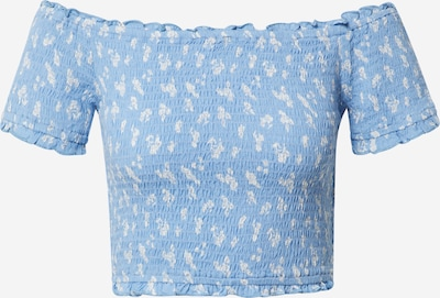 ABOUT YOU Top 'Arika' in Light blue / Mixed colors, Item view