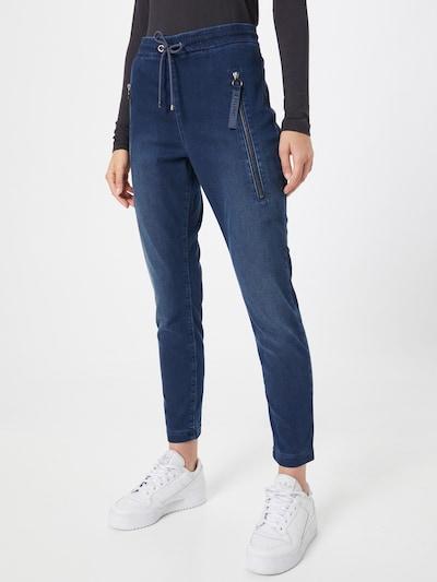 MAC Jeans 'FUTURE' in dunkelblau, Modelansicht