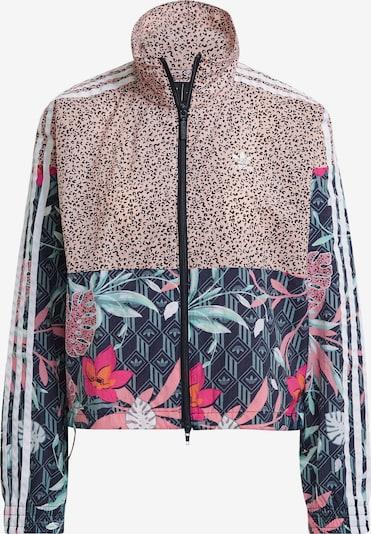 ADIDAS ORIGINALS Jacke in mischfarben / rosa, Produktansicht
