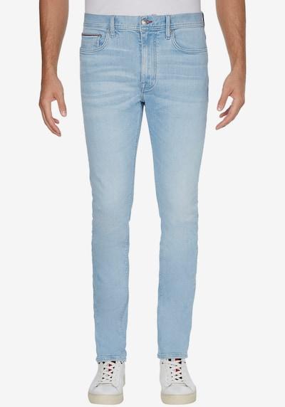 TOMMY HILFIGER Jeans in hellblau, Modelansicht