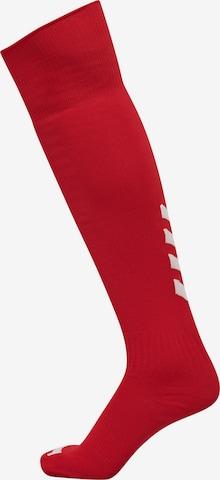 Hummel Sportsocken 'PROMO' in Rot