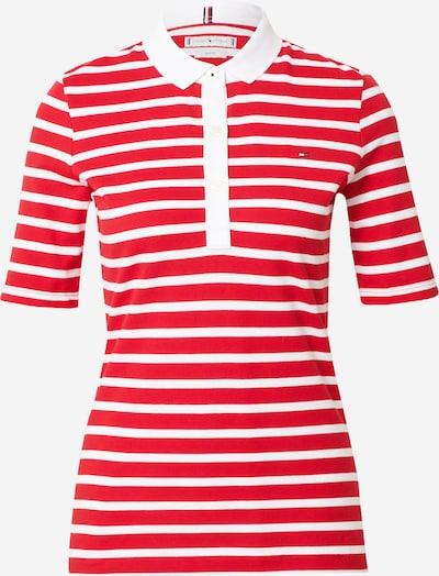 TOMMY HILFIGER Paita 'Breton' värissä punainen / valkoinen, Tuotenäkymä