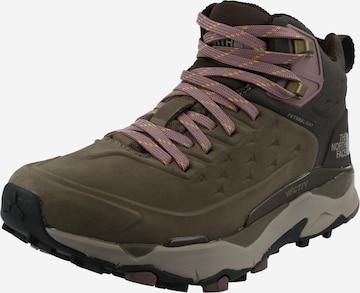 Boots 'Vectiv Exploris' THE NORTH FACE en vert