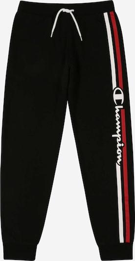 Champion Authentic Athletic Apparel Bikses karmīna / melns / balts, Preces skats