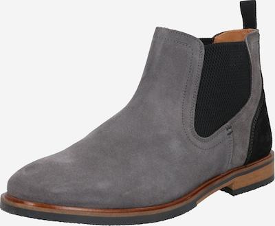 BULLBOXER Chelsea Boots in grau / schwarz, Produktansicht
