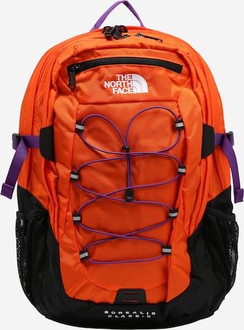THE NORTH FACE Rucksack 'Borealis' in Orange