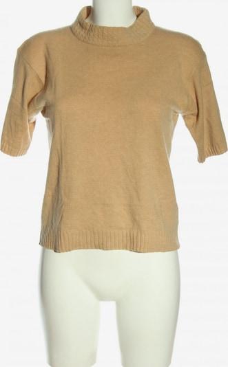 Elegance Paris Kurzarmpullover in L in nude, Produktansicht