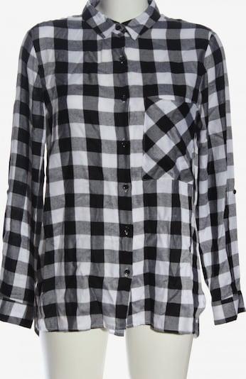 myhalys Holzfällerhemd in M in schwarz / weiß, Produktansicht