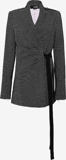 MONOSUIT Blazers in de kleur Zwart / Wit, Productweergave