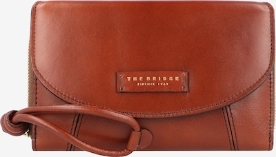 The Bridge Porte-monnaies 'Camilla' en marron, Vue avec produit