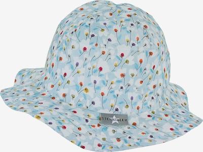 STERNTALER Hut in hellblau / mischfarben, Produktansicht