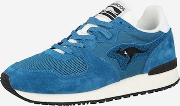 Sneaker low 'Aussie Prep 2.0' de la KangaROOS pe albastru