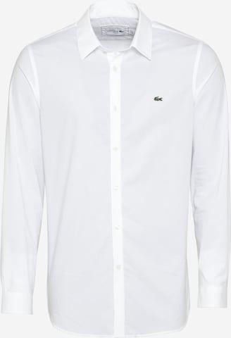 LACOSTE Hemd in Weiß