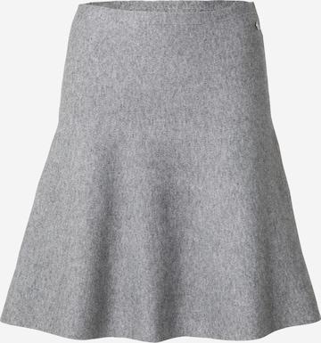 TOM TAILOR DENIM Skirt in Grey