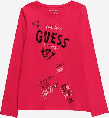 GUESS Shirt in Pink