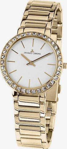 Jacques Lemans Analog Watch in Gold