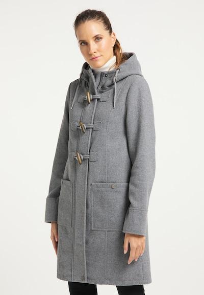 DreiMaster Klassik Prechodný kabát - sivá, Model/-ka