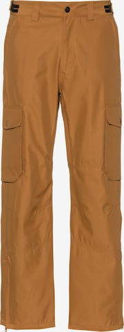 MAUI WOWIE Workout Pants in Brown