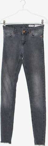 Review Skinny-Jeans in 25 in Schwarz