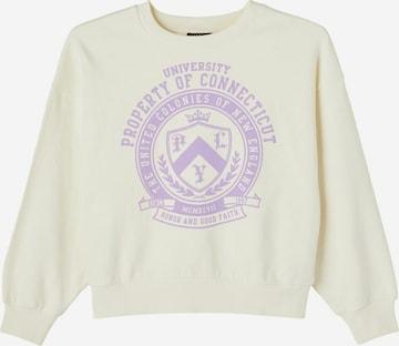 Sweat-shirt NAME IT en blanc