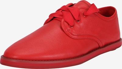 Ekonika Schnürschuh in rot, Produktansicht