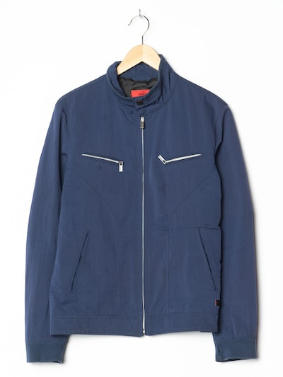 HUGO BOSS Jacke in S-M in dunkelblau, Produktansicht