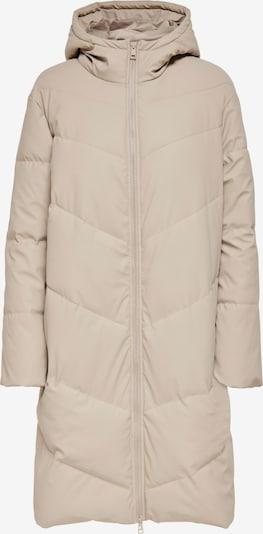 JDY Manteau d'hiver 'Ulrikka' en taupe, Vue avec produit