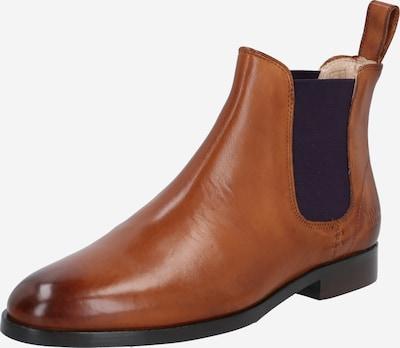MELVIN & HAMILTON Chelsea Boots 'Susan 10' en marron, Vue avec produit